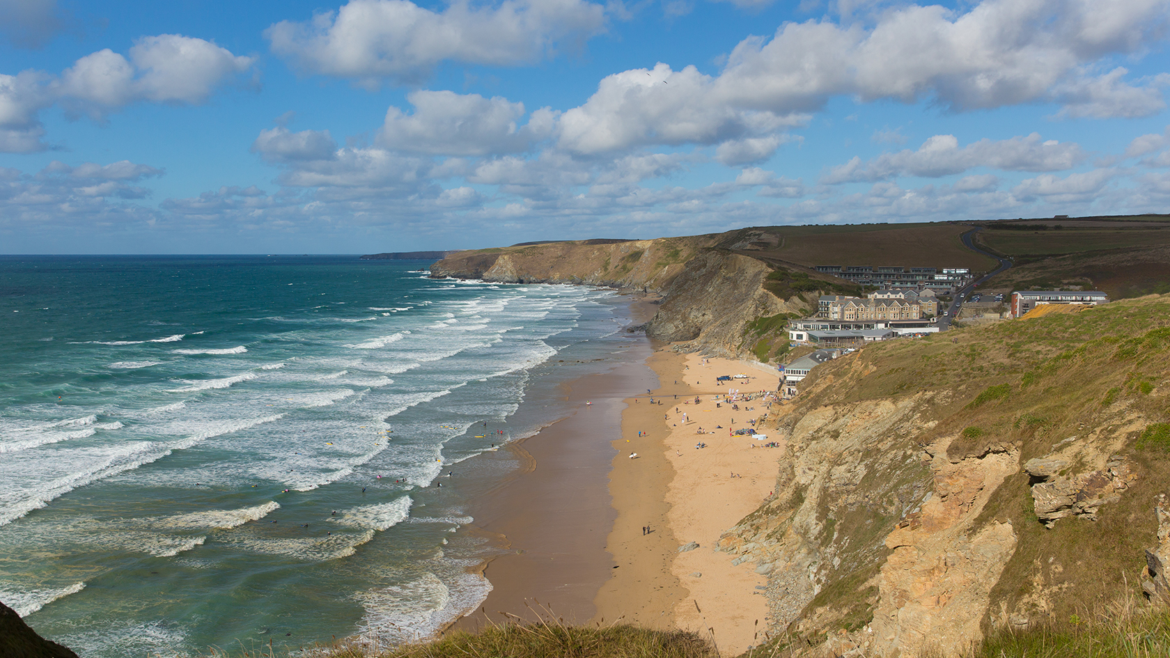Top UK surf spots 1