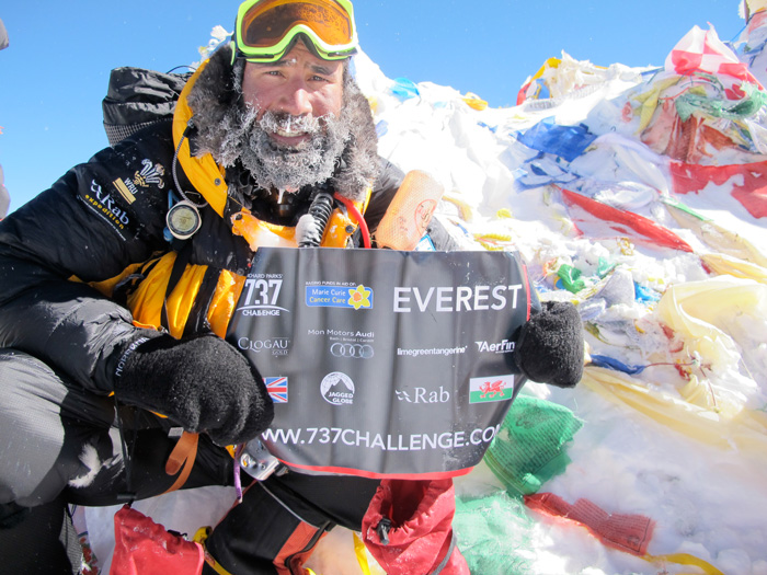 The 737 challenge - Everest