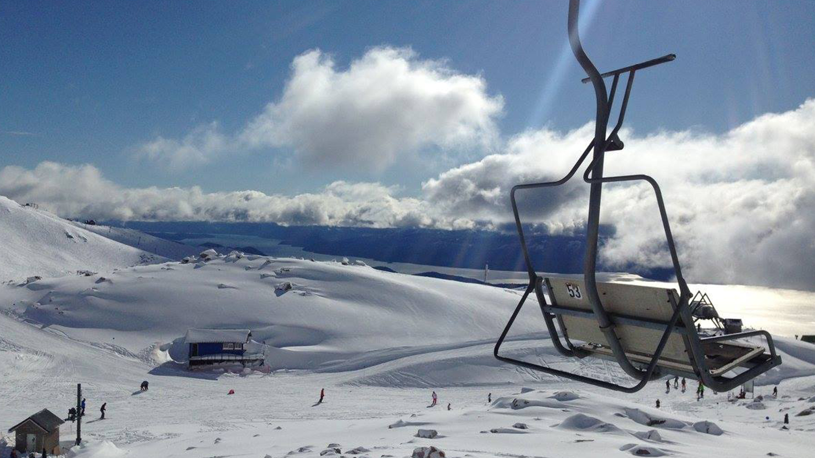 Skiing in the Southern Hemisphere 3