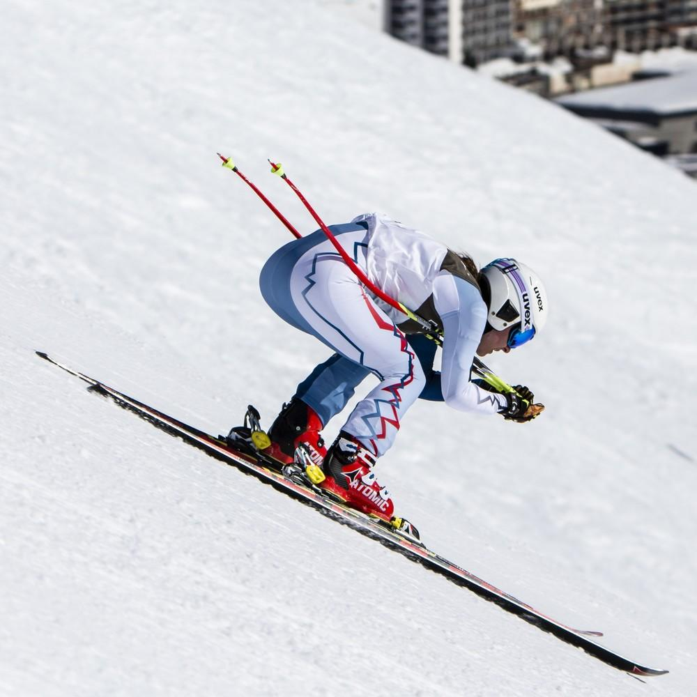 Skiing + Competition