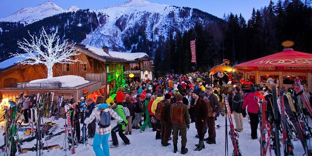 euro ski resorts to visit