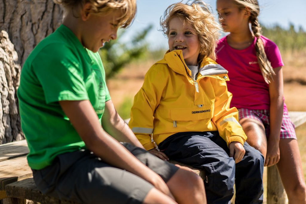 why kids need to play outside + kids jacket + kids clothing