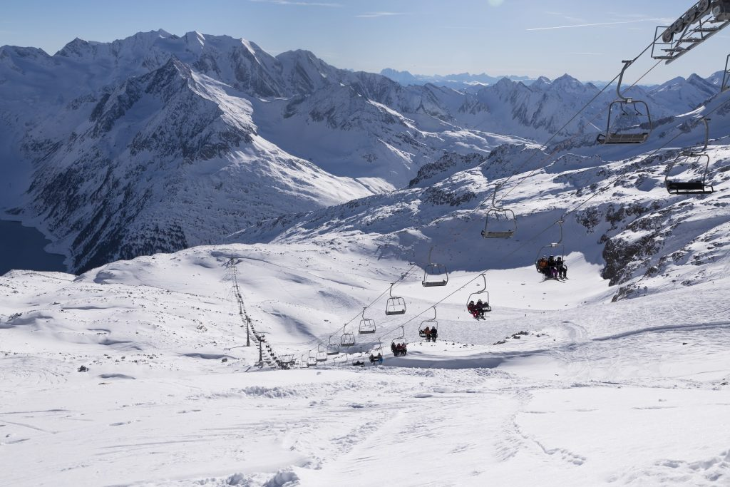 Spring Skiing Destinations