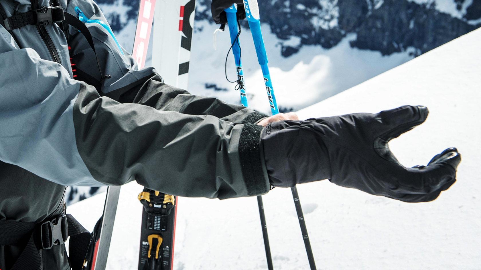 ski gloves buying guide