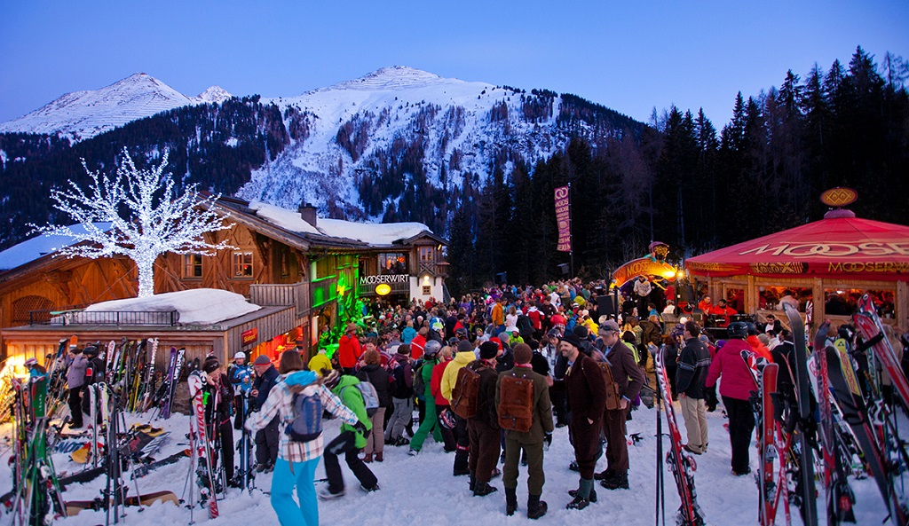 Best resorts for Apres Ski Entertainment
