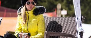 bec1dd03c1 Poivre Blanc Womens Riva Faux Fur Jacket