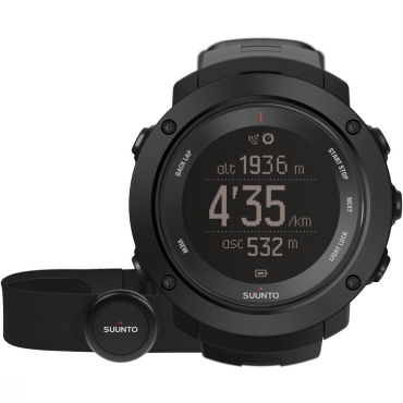Ski GPS Units + Watches