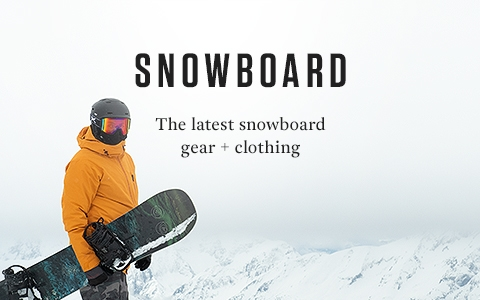 Snowboarding Gear | Snow+Rock