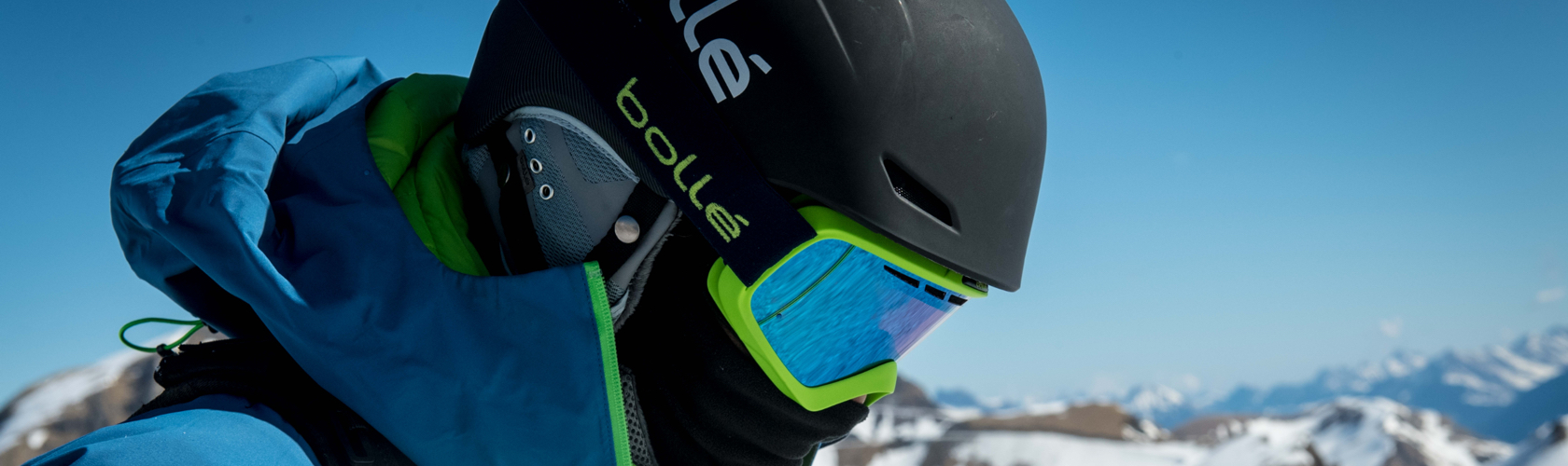 Bolle Goggles + Snowboard Jacket